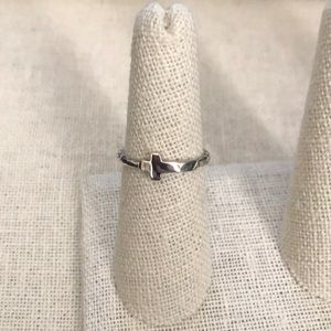 Silpada .925 sterling silver ring